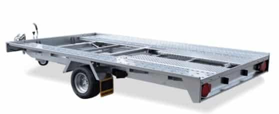 FTK 133520-FTK 153520 Fahrzeugtransporter kippbar Einachs
