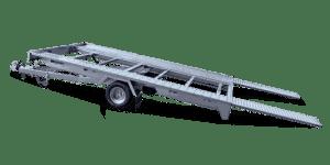 FTK 133520 Fahrzeugtransporter kippbar Einachs