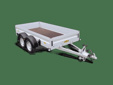HA 202513 / Tandem-Tieflader Aluminium 1
