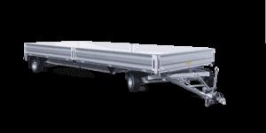 HD 306121-2A Drehschemel Anhänger