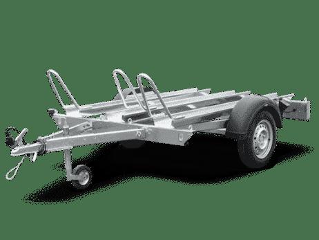 HM 75 21 13 Motorradtransporter für 3 Motorräder