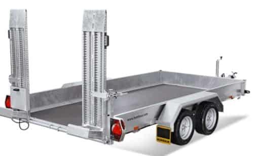 HS 353718 Baumaschinentransporter