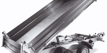 HTK 3000.31 Dreiseitenkipper