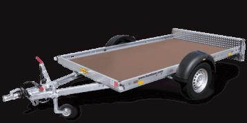KFT 1300 KFT 1500 Kleinfahrzeugtransporter Motorradtransporter