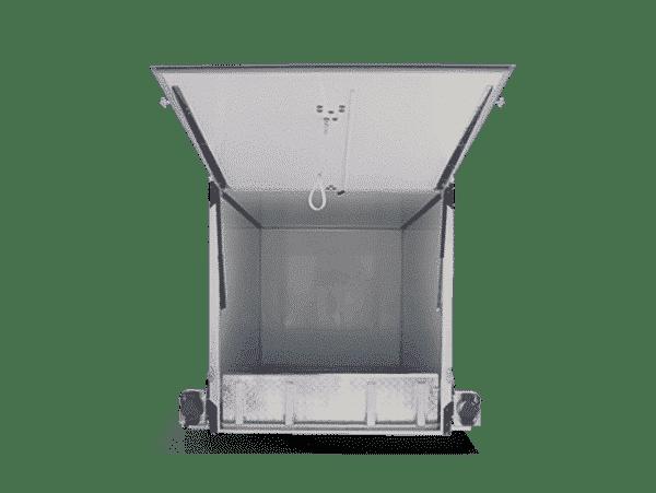 HKT 752515-18P bis  HKT 183117-18P  / Einachser Plywood, Räder außen, absenkbar 2