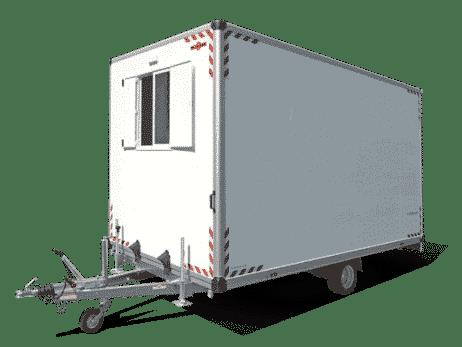Bauwagen 1