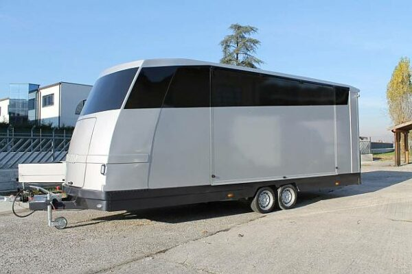 Turatello F35 2 Cars XL Autotransporter für 2 Autos 2