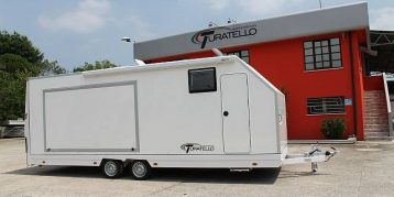 Turatello F35 Living Autotransporter