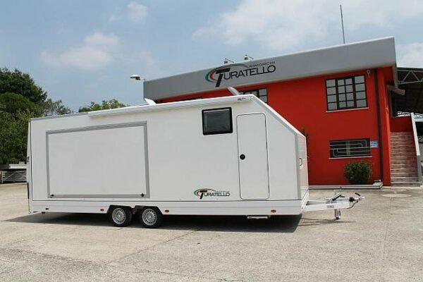 Turatello F35 Living Autotransporter