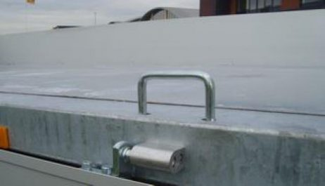 Dreiseitenkipper Alu E-Pumpe 3t 330*180*30 7