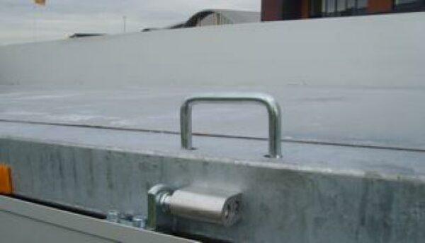 Dreiseitenkipper Alu E-Pumpe 2,7t 330*180*30 7