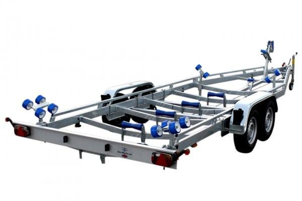 BA 3500-R TPV | Bootstrailer Tandem 1
