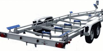 Bootstrailer BA 3500-L