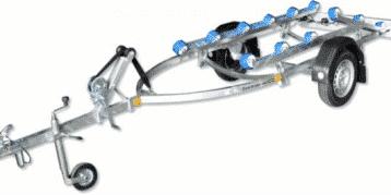 Bootstrailer Jetski 750-R