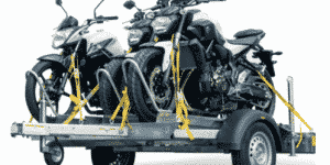 HM 75 21 13 Motorradtransporter für 3 Motorräder 4