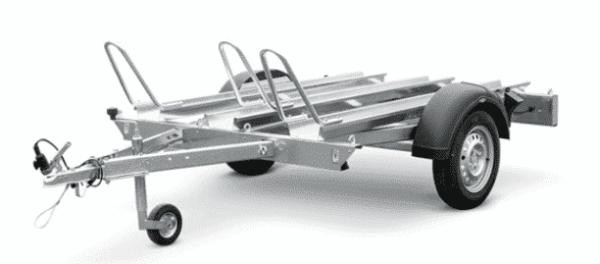 HM 75 21 13 Motorradtransporter für 3 Motorräder 1