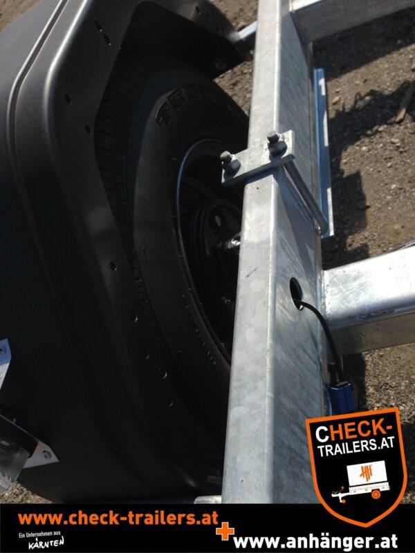 Bootstrailer | BA 1300-L 5