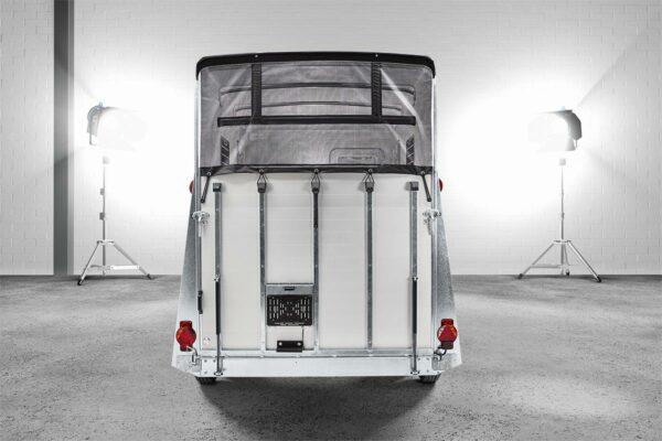 Humbaur Notos Plus 3000 kg oder 3500 kg Pferdeanhänger mit Sattelkammer, Pferdetransporter 6
