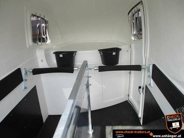Check Humbaur Maximus Deluxe, Pferdeanhänger, Viehtransporter 2700, 3,56 x 1,80 x 2,35 m, 2700 kg 5