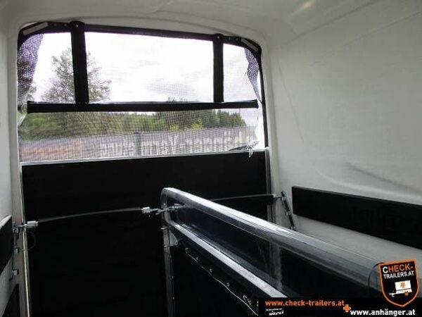 Check Humbaur Maximus Deluxe, Pferdeanhänger, Viehtransporter 2700, 3,56 x 1,80 x 2,35 m, 2700 kg 6