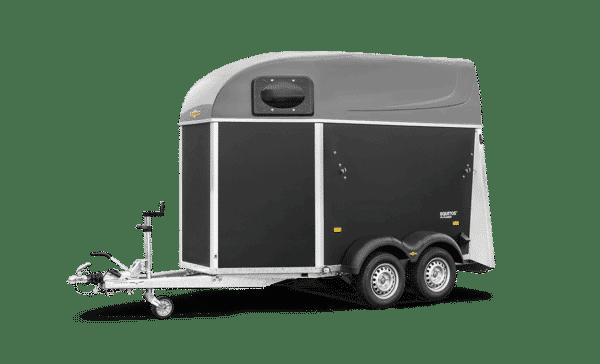 SONDERANGEBOT Humbaur Pferdeanhänger Equitos Plywood 2000 kg oder 2400 kg, Check Trailer 1