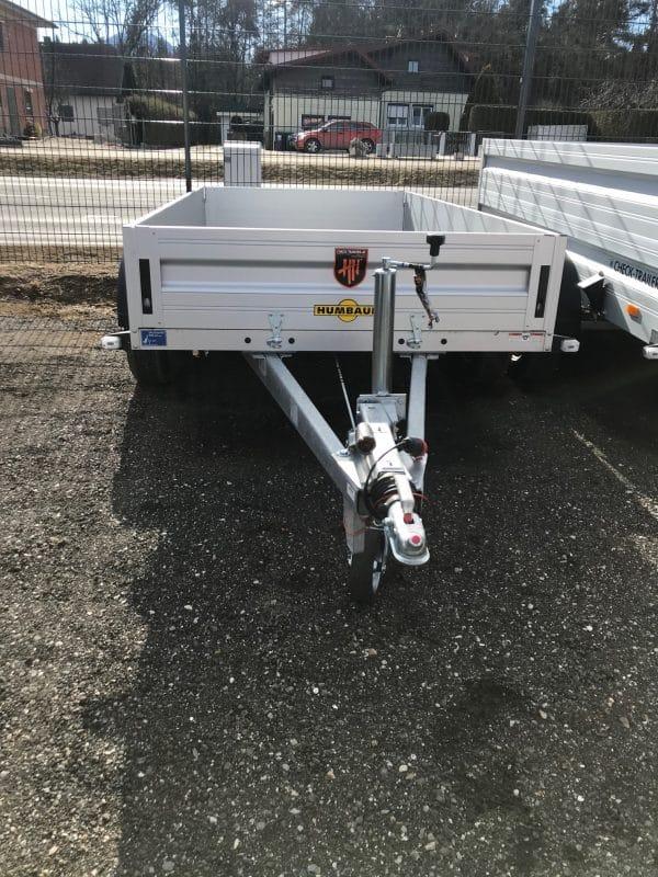 Aktions-Anhänger Humbaur Doppelachsanhänger, HA 253015, 303 x 150 cm, 2500 kg, Lagerabverkaufsangebot!, Check Trailer 3