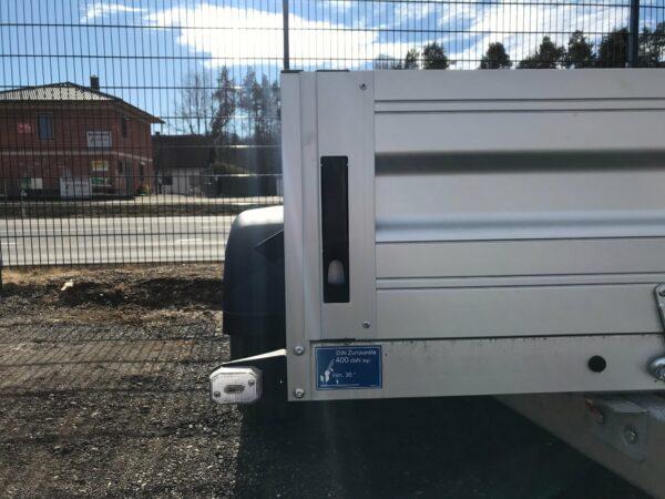 Aktions-Anhänger Humbaur Doppelachsanhänger, HA 253015, 303 x 150 cm, 2500 kg, Lagerabverkaufsangebot!, Check Trailer 6