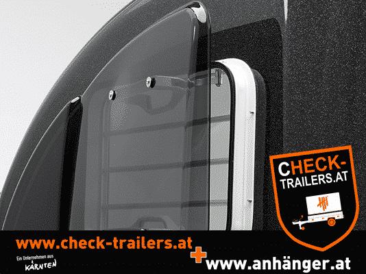 Pferdeanhänger Humbaur Xanthos 2000 kg mit Aluminium Seitenwänden 3