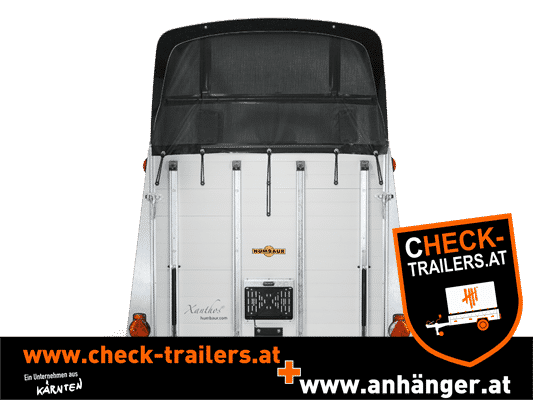 Pferdeanhänger Humbaur Xanthos 2000 kg mit Aluminium Seitenwänden 4