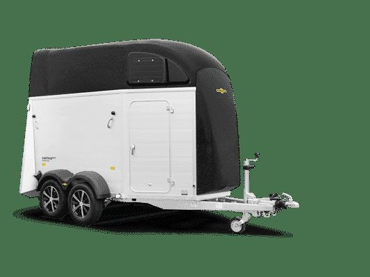 Pferdeanhänger Humbaur Xanthos AERO 2400 kg mit Aluminium Seitenwänden 1