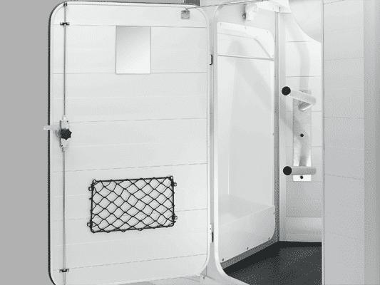 Pferdeanhänger Humbaur Xanthos AERO 2400 kg mit Aluminium Seitenwänden 4