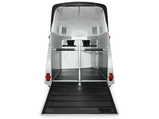 Pferdeanhänger Humbaur Xanthos AERO 2400 kg mit Aluminium Seitenwänden 3