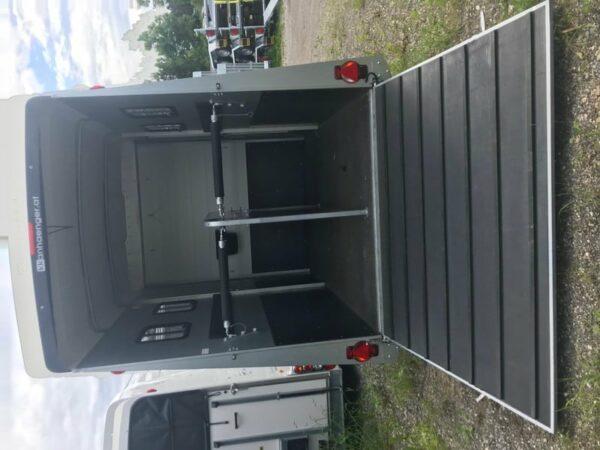 Humbaur Notos Plus 3000 kg oder 3500 kg Pferdeanhänger mit Sattelkammer, Pferdetransporter 3