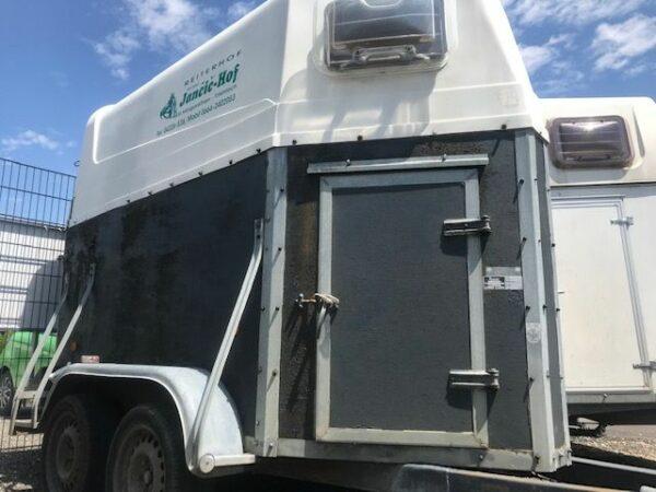 Gebrauchter K. K. Pferdeanhänger, 1300 kg, Check Trailer 2