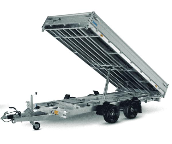 Hapert Dreiseitenkipper Cobalt HM-2 Ferro, 3500 kg, Kipper von Hapert, Kippanhänger, Check Trailers 6