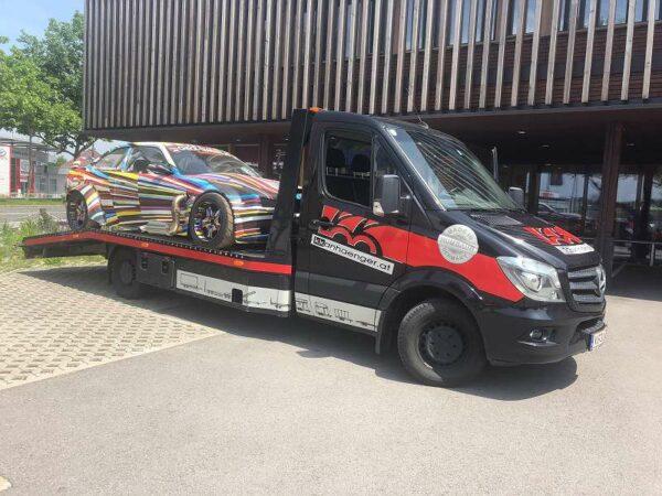 Vermietung Fiat Ducato Zugfahrzeug, Autotransporter, Abschlepper, B-Schein tauglich, Zugfahrzeug, 180 PS 5
