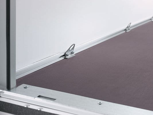 Humbaur Kofferanhänger, HK752513-15P, Anhänger, Kofferaufbau, Einachser, Plywood, ungebremst 4