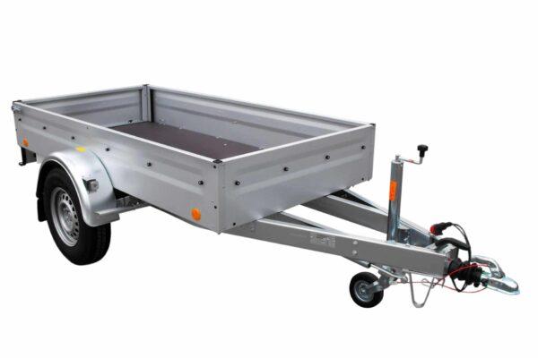 !Aktionsanhänger! TPV EB3 Kastenanhänger, Anhänger im Sonderangebot, 1300 kg Gesamtgewicht, gebremst 1
