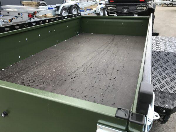 !Spezial-Offroad-Anhänger! TPV EB3 Kastenanhänger, 1300 kg Gesamtgewicht, gebremst, Anhänger für Quads, Offroad-Fahrzeuge und mehr 10
